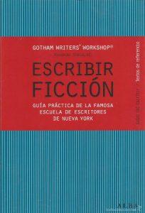 Escribir ficción libro